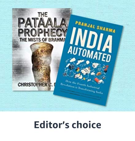 GREAT INDIAN SALE | Upto 70% Off on Editor Choice Books