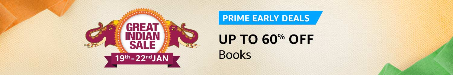 Up to 60% off books