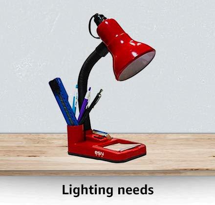 Lighting needs