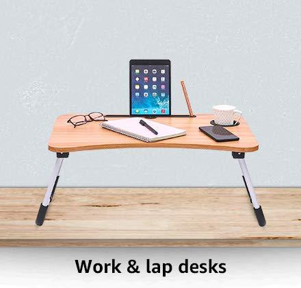 Work and lap desks