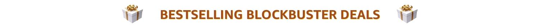 Blockbuster deals