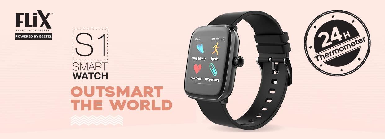Flix Smartwatch