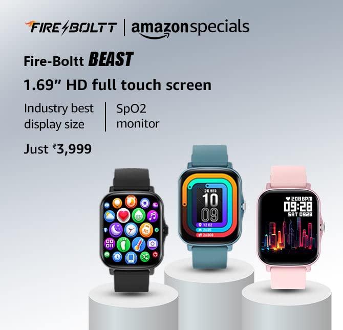 Fire-Boltt Beast
