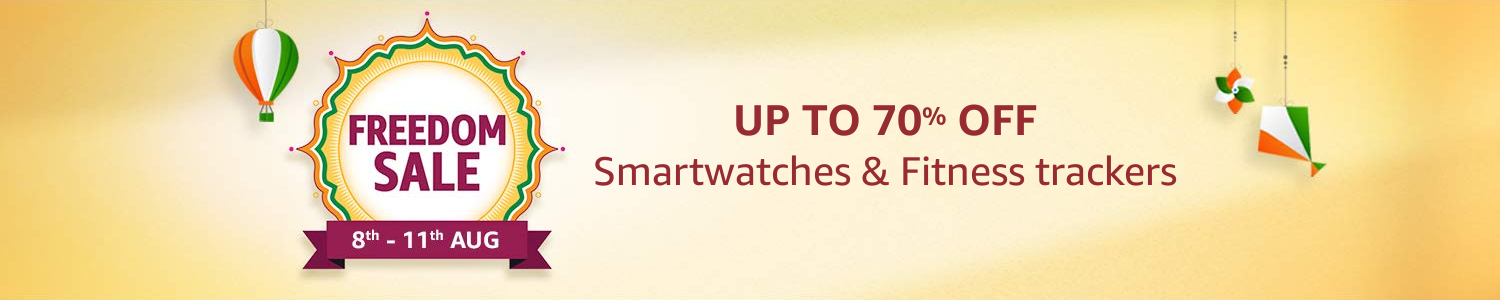 Up to 70% off | Wearables