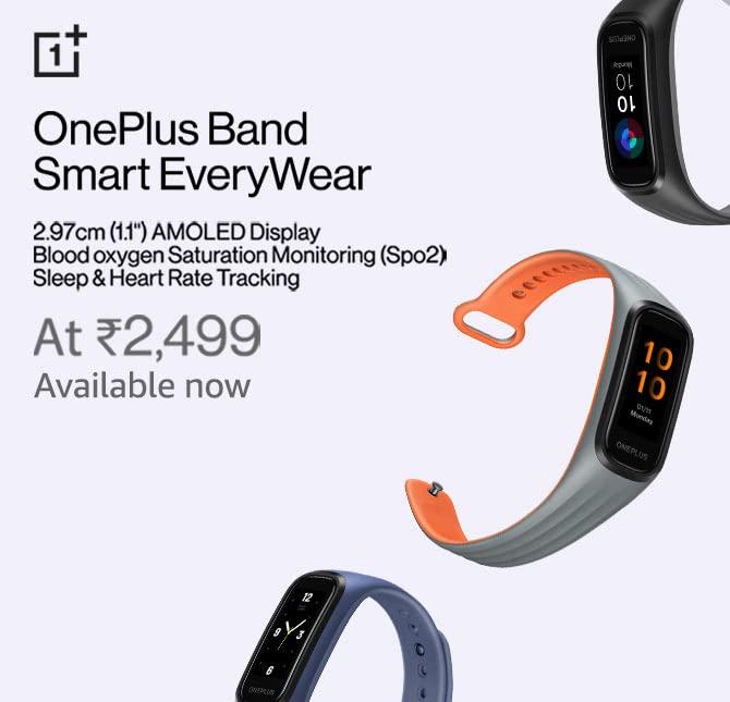 OnePlus Band