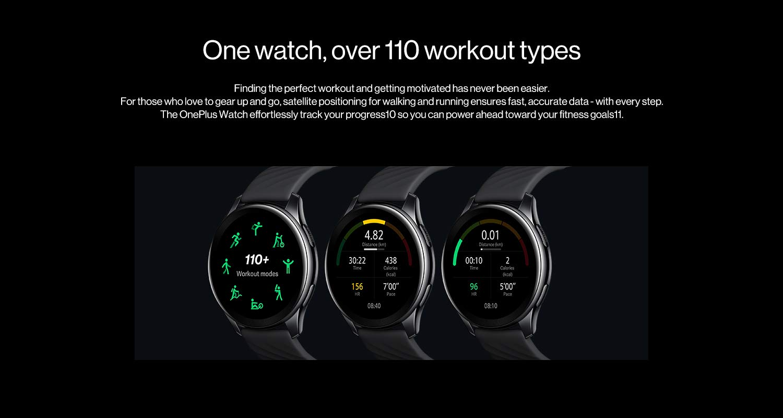 Workout 110