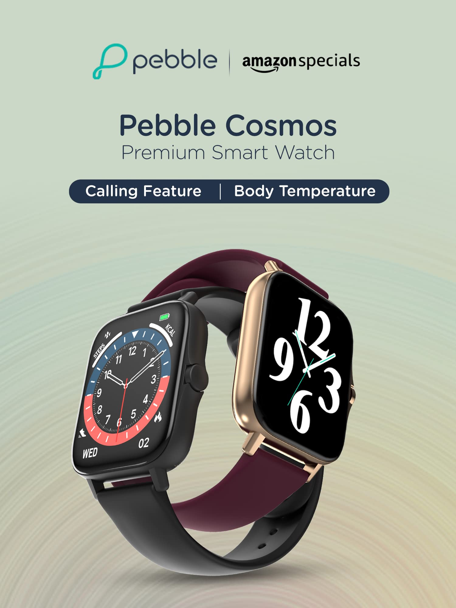 Pebble Cosmos Smartwatch with Calling Feature Launching Soon