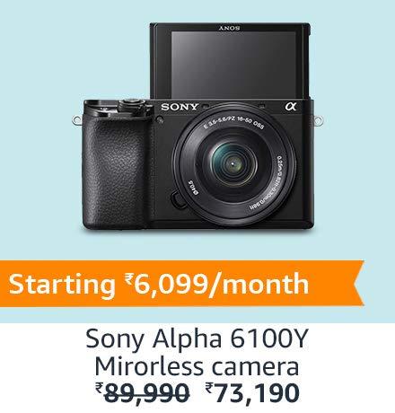 Sony Alpha 6100Y
