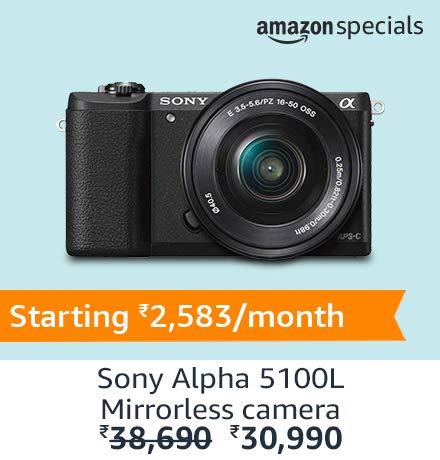 Sony Alpha 5100L