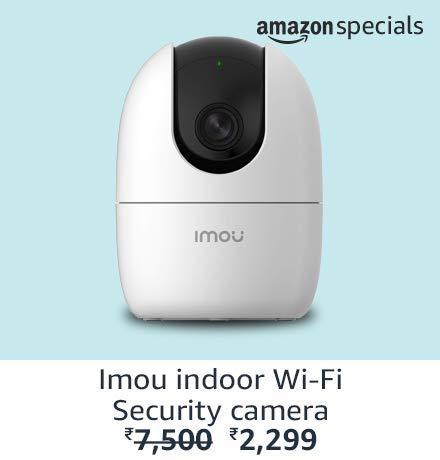 Imou indoor Wi-Fi security camera