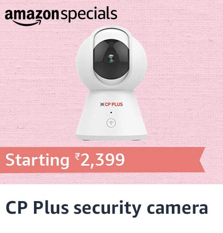 CP Plus Security camera