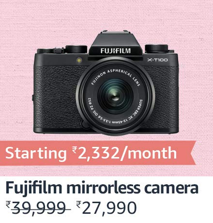 Fuji Mirrorless