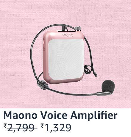 Maono Voice Amplifier