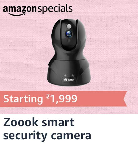 Zook dome security camera
