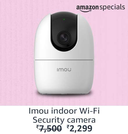 Imou indoor Wi-Fi security camera