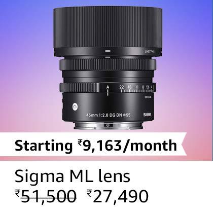 Sigma ML Lens