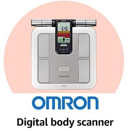 Digital body scanner