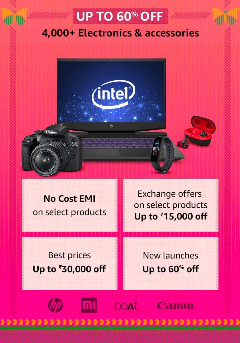 Electronic & accessories