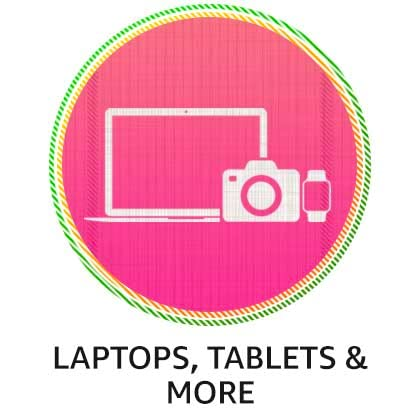 Laptop, Tablets & more