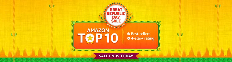 Amazon Top 10