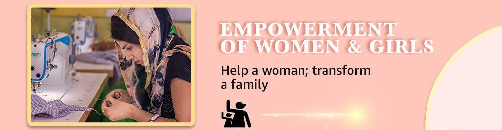 Empowerment of women and girls