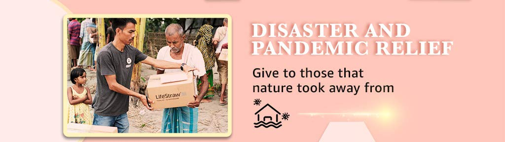 Disaster and pandemic relief