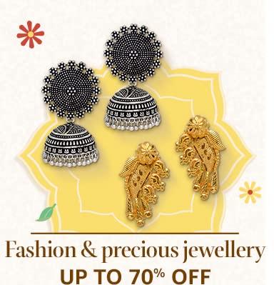 fashion & precious jewellery