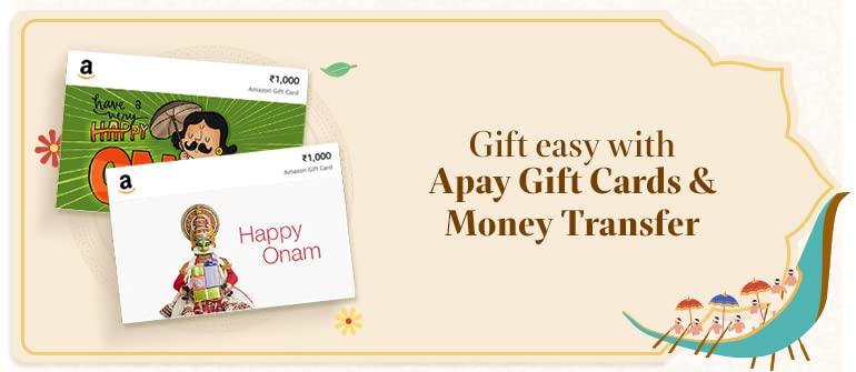 Gift easy with APAY GIFTCARD