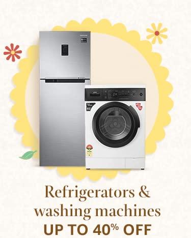 Washing machines & more