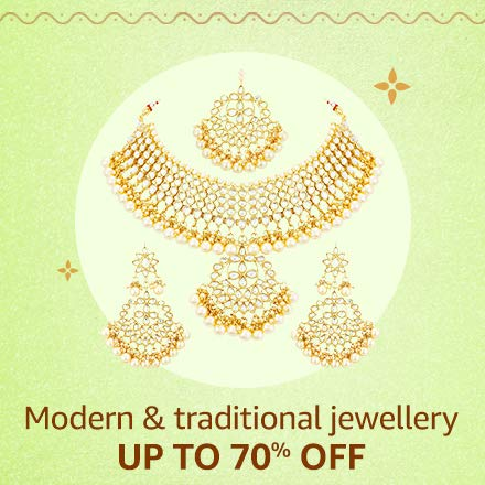 Moder& Traditional Jewellery