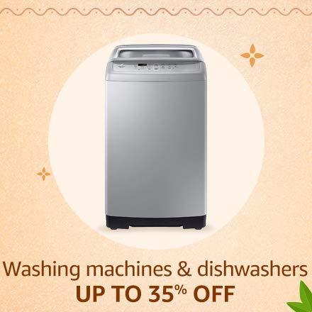 washing machines & dishwashers