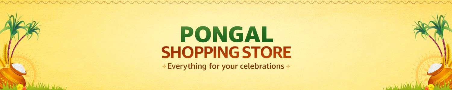 Pongal shopping store