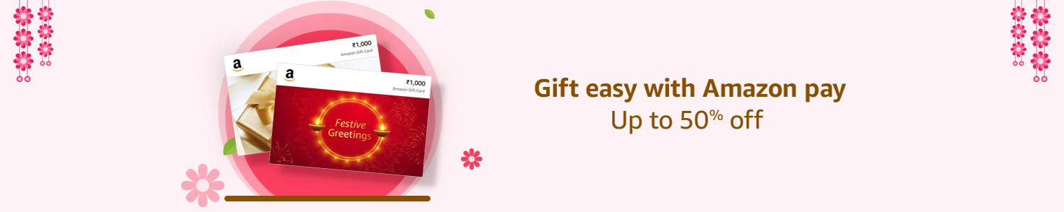 Gift easy with Amazon pay