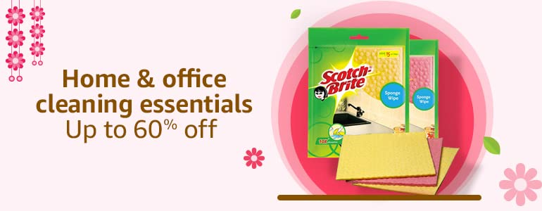 Home/Office cleaning essentials