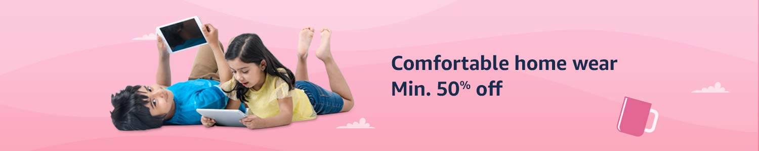Comfortable home wear
