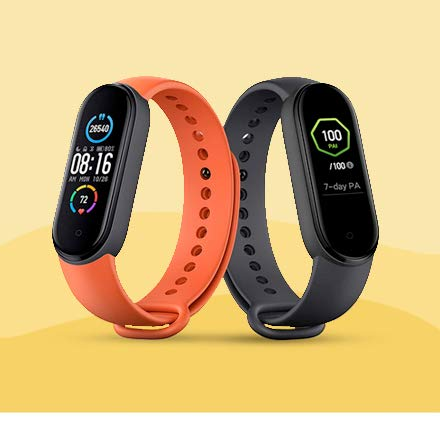 Smart watches & Fitness Band