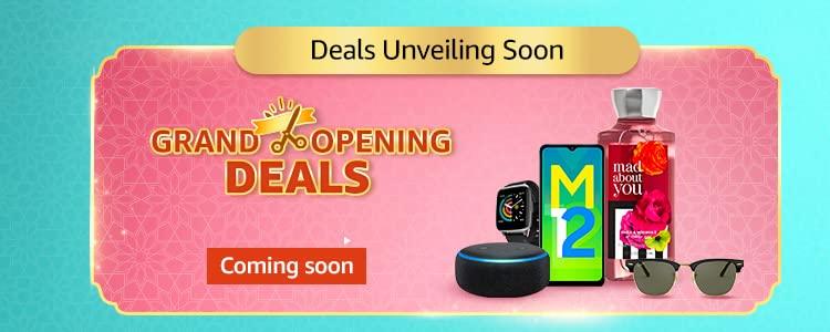 Grand opening deals