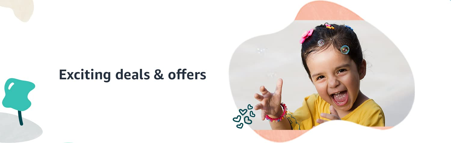 exciting deals & offers
