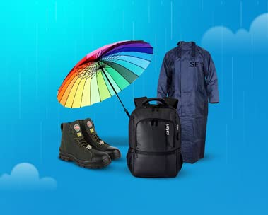 For all your monsoon essentials