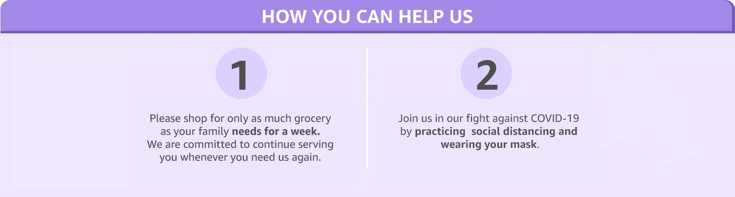 How you can help us