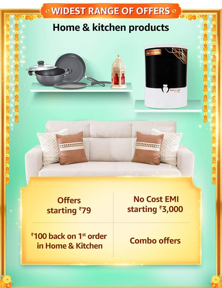 Widest range of offers