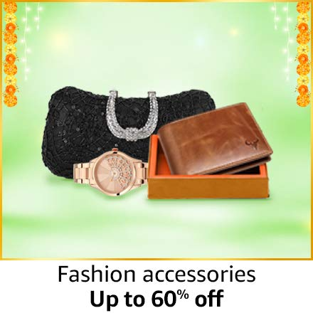 Fashion accessories | Up to 50% off