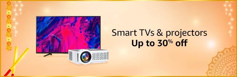 Smart Tv & Projectors