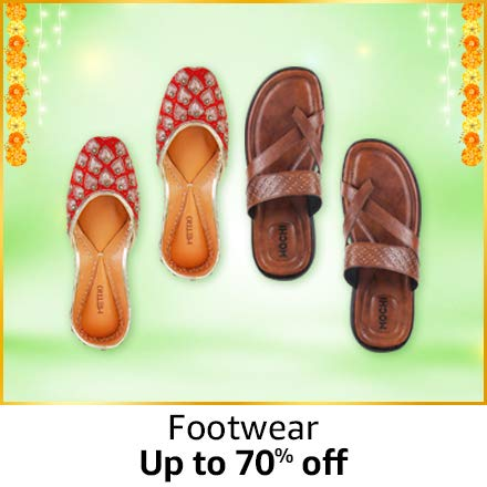 Footwear | up to 70% off