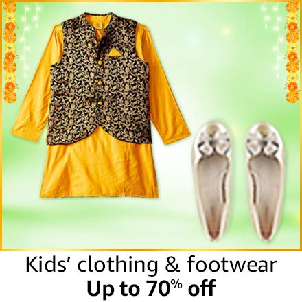 Kid's Clothing and Footwear | Up to 70%
