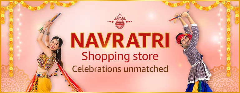 Navratri Shopping Store