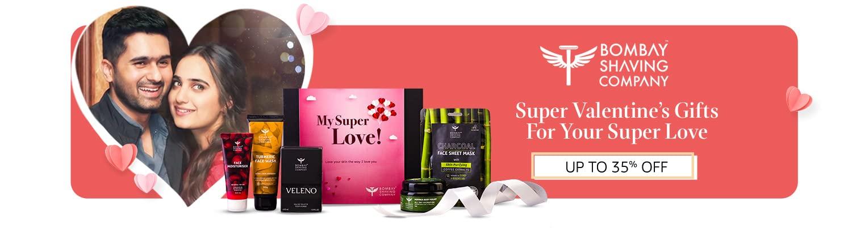 Super valentine's gift for your super love