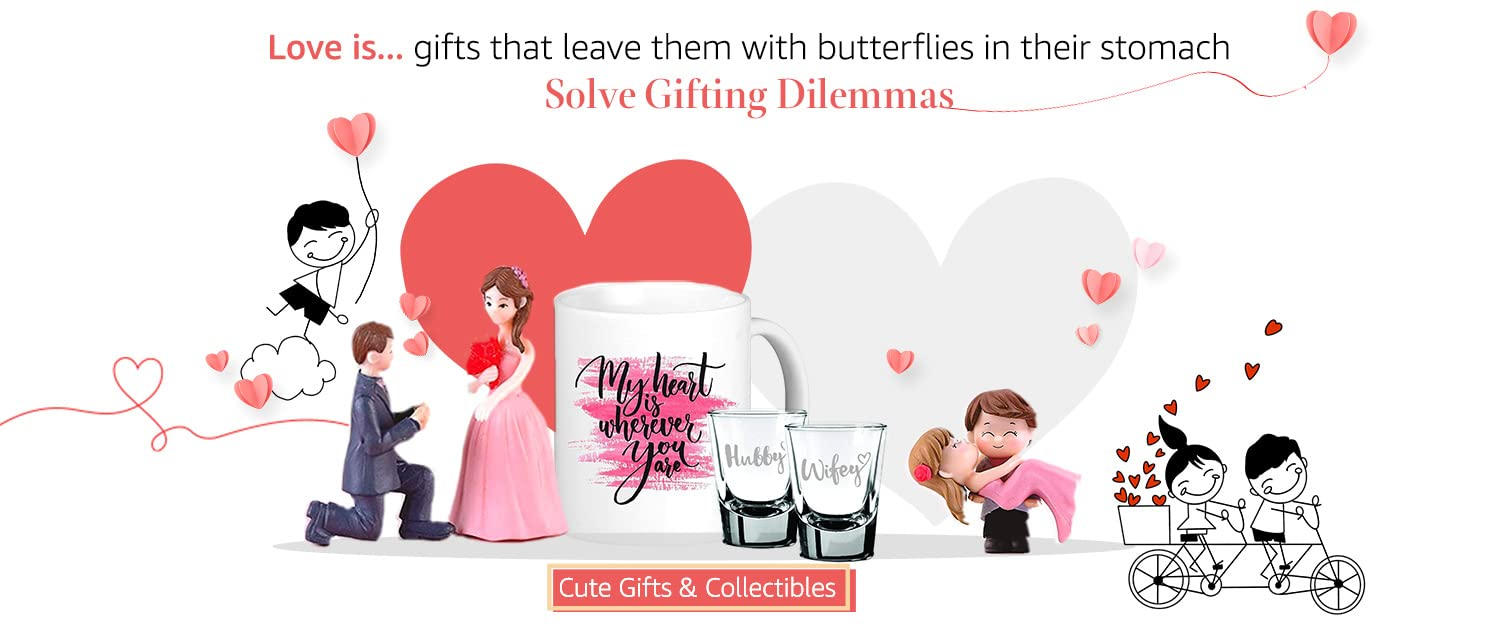 Cute gifts & collectibles