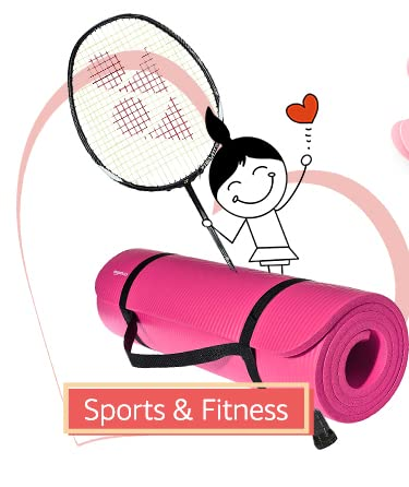 Sports and fitness
