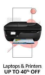 Laptops & printers